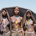 Young Arbore women