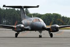 EMB.121 Xingu,  099/YP (28/06/16) (WestwardPM) Tags: xingu embraer 099 newquayairport emb121 cornwallairportnewquay