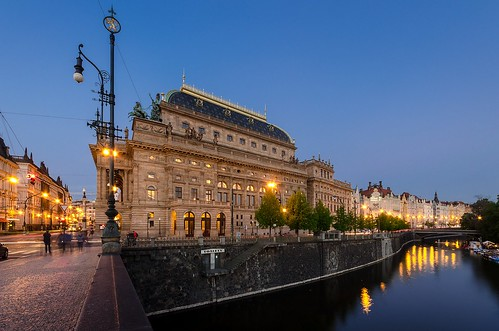Thumbnail from National Theater of Prague