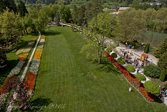 view of the park (gregork.) Tags: panorama spring maj 2013 pomlad mozirje mozirskigaj