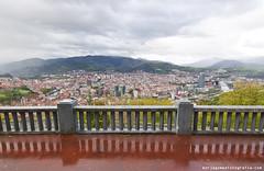 Bilbao (borjagomez) Tags: torre ciudad bilbao entrada vista vistas montaa bizkaia euskadi mirador panormica aerea iberdrola basurto artxanda ensanche olabeaga