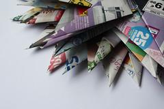 Origami création - Didier Boursin - Papier recyclé