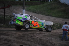 Hooked (Joe Grabianowski) Tags: street ny cars stock racing dirt modified oval ransomville dirtcar