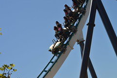 Down on Shambhala (CoasterMadMatt) Tags: china park parque espaa costa primavera port season de photography amusement spring spain montana european photos may catalonia resort east spanish photographs fotos bm roller theme destination mayo hyper catalunya este coaster shambhala attraction park coasters salou temporada aventura daurada espaol rollercoasters atracciones fotografa fotografas dorada hypercoaster portaventura tarragons resort rusa atraccin costa temtico 2013 port european roller coaster parque theme provincia dorada aventura province montaa rusa temtico atracciones tarragona coastermadmatt shambhalaexpedicinalhimalaya daurada