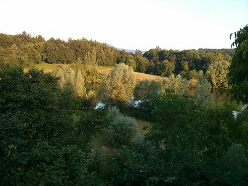 Nice view for din dins