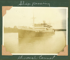 kozer_ship_passing_through_ (American Defenders of Bataan and Corregidor) Tags: war wwii prisoners