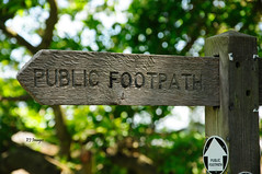 Footpath (EJ Images) Tags: uk england slr sign countryside suffolk nikon country dslr footpath snape eastanglia nikonslr d90 iken nikondslr 2013 nikond90 18105mmlens dsc022901 ejimages