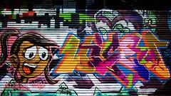 Gossip (Thomas Hawk) Tags: sanfrancisco usa graffiti unitedstates unitedstatesofamerica mission missiondistrict califorina flickrmeetup sfflickr sfflickrmeetup