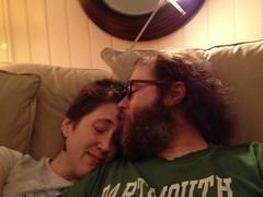 10,000 (jessamyn) Tags: boyfriend me jim jessamyn 10000 uploaded:by=flickrmobile flickriosapp:filter=nofilter