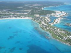 Great Exuma Bahamas (nsu1992) Tags: airplane island bay bahamas emeral