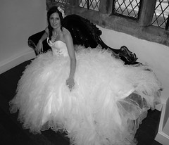 Fairy Bride (Photo Smiles :)) Tags: wedding beautiful bride dress brunette ivybridge
