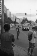 Feinkost (1komma5) Tags: bw film brasil riodejaneiro strand brasilien canonae1 canonae1program feinkost sdamerika strase feinkostbufett 1komma5