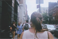 (juliakatephoto) Tags: nyc newyorkcity friends summer film fun photography olympustrip35