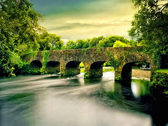 "Stone-Bridge-Over-The-River (vinod_pednekar) Tags: bridge ireland irish nature creek landscape landscapes europa natur bridges irland bach brook landschaft brooks creeks landschaften bruecke bruecken irisch baeche irische brcke irisches brcken b""che brâcke brâcken b""che"