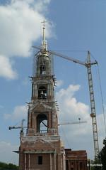 Возведение Спасского кафедрального собора