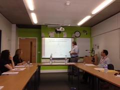 Martin Fautley (berauk) Tags: charity uk london education teacher research conference symposium bera beraevents