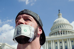 Money in Congress Silences the People