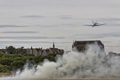 AIR RAID AT SHOREHAM (mark_rutley) Tags: aircraft airshow airforce bombing scramble airraid airdisplay shorehamairshow shorehamairshow2013