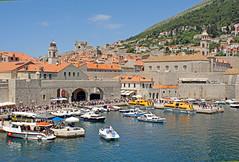 Croatia-01870 - Old Port