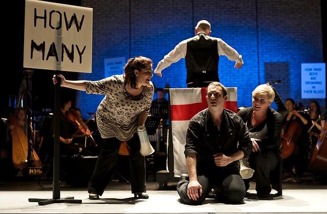 Greek © Music Theatre Wales