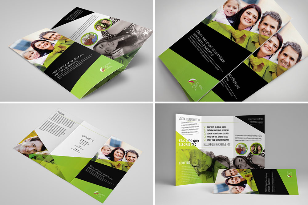 Most Inspiring Brochure Designs Of  Resources Photoshop