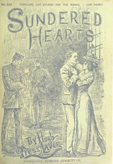 """British Library digitised image from page 267 of """"Thrilling Life Stories for the Masses"""""""