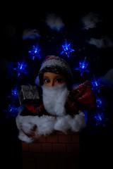 Concurso de Navidad//Christmas Contest (Lau9Vigo) Tags: christmas red chimney navidad rojo sage santaclaus groove tae chimenea papnoel taeyang taeyangsage