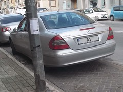 Nice plate (occama) Tags: personal plate malta number a1