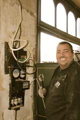 Aanleg elektra, waterleidingen, CV, gas en riolering (monument076) Tags: monument meter schakelaar restauratie renovatie slimme elektriciteit leidingen vervangen electricien stoppenkast aardlek leidingwerk installatieburorommens