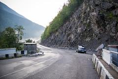On the way to Mestia (robseye76) Tags: trip holiday mountains georgia caucasus wakacje kaukaz svaneti swanetia mestia სვანეთი gruzja