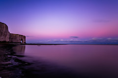 Kingsgate Arch (Karl's focus photography) Tags: sunset sky water night clouds chalk nikon long exposure arch cloudy stop filter nd six 1835 thanet d700 6stop