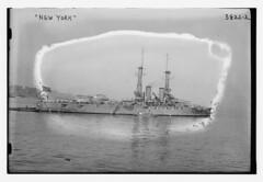 NEW YORK (LOC) (The Library of Congress) Tags: ship libraryofcongress battleship usnavy usn warship unitedstatesnavy ussnewyork xmlns:dc=httppurlorgdcelements11 bb34 ussnewyorkbb34 newyorkclass cagemasts cagemast latticemasts latticemast dc:identifier=httphdllocgovlocpnpggbain21525
