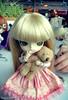 Ayumi - dal Dotori (Harpery_Owl) Tags: doll meeting dal wig ayumi obitsu dotori