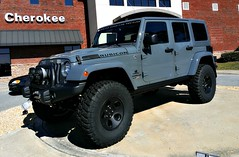 Jeep AEV (Dave* Seven One) Tags: jeep 4x4 hemi jk wrangler aev 57l 57lhemi americanexpeditionvehicle