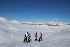 skihorspisteVersLesYvoses