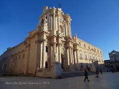SIRACUSA-Il Duomo (Marcella Span Garsia) Tags: church chiesa sicily baroque architettura sicilia barocco siracusa