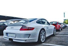 Porsche 997 GT3 (RAFFER91) Tags: madrid espaa club nikon porsche norte gt3 997 d60