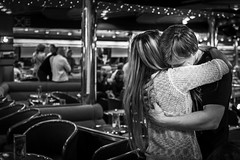 Hugs of love (StreetPeople) Tags: street portrait blackandwhite bw love monochrome photography blackwhite couple moments candid streetphotography documentary lovers streetphoto unposed blacknwhite bnw streetpeople tog decisivemoment streetcandid streetbw streetphotographybw bestcamera streetphotobw streetog worldstreetphotography danieleliasson