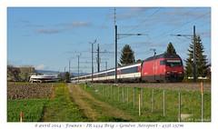 Re 460 093- (CC72080) Tags: train sbb locomotive cff re460 interrégio