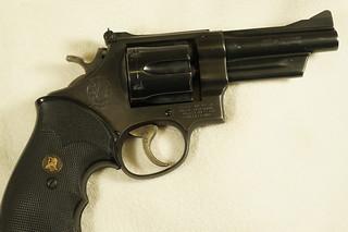 Smith & Wesson 28-2 .357 mag Highway Patrolman (2)
