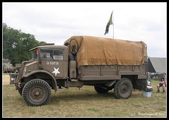 Chevrolet C60L 4x4 3 ton GS, Composite body Cab 13 (ferdahejl) Tags: museum army war tank military 2006 armour armoured wehicle cab13 wwiibeltring chevroletc60l4x43tongs compositebody