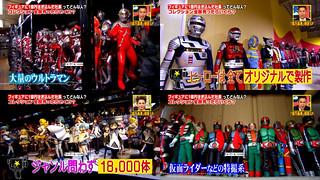 一億日圓的玩具收藏,全部賣掉值多少錢?