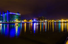 MV Cill Airne (Ronan McCormick) Tags: longexposure ireland dublin night canon ship liffey docklands theboat quays riverliffey mvcillairne ilobsterit