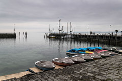 Le petit port (Lucille-bs) Tags: port germany eau europe harbour bateau bodensee allemagne jetée pavé deutshland meersburg lacdeconstance badewurtemberg