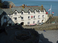 03 Red Lion, Clovelly