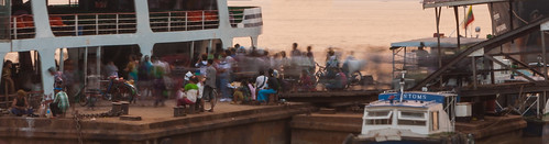Ferry Yangon