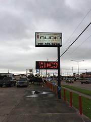 """International Audio Digital LED Sign <a style=""""margin-left:10px; font-size:0.8em;"""" href=""""http://www.flickr.com/photos/69723857@N07/14180596035/"""" target=""""_blank"""">@flickr</a>"""