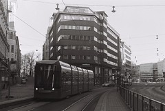 Helsinki | March 2014 (georgeyu616) Tags: travel bw film analog finland photography 50mm march helsinki europe trix tram northern 旅行 フィンランド 旅 攝影 ヨーロッパ 歐洲 撮影 北歐 ヘルシンキ 周遊 旅行する march2014