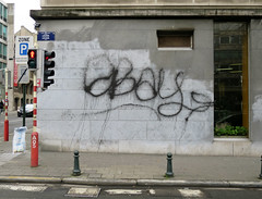 (pod) Tags: brussels streetart graffiti belgium belgique tag belgi bruxelles brussel