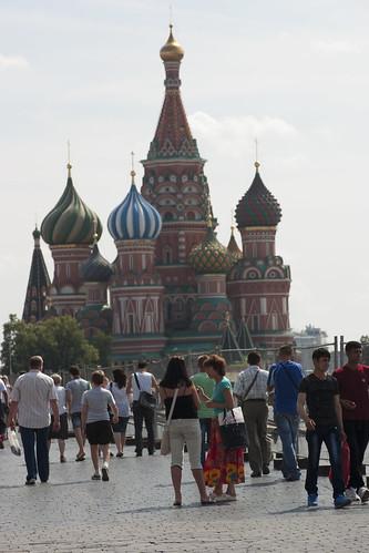 Москва/Moscow